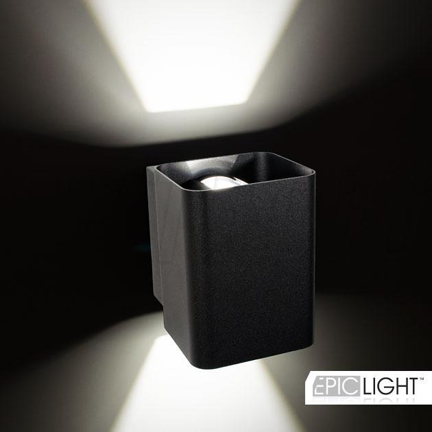 Настенный светодиодный светильник VARION свет вверх-вниз