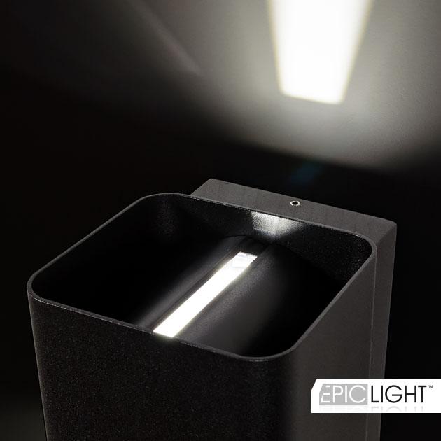 Настенный светодиодный светильник VARION с изменяемым углом освещения