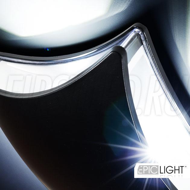 Уникальный дизайн для освещения стен — светодиодный светильник WALL 4RAY