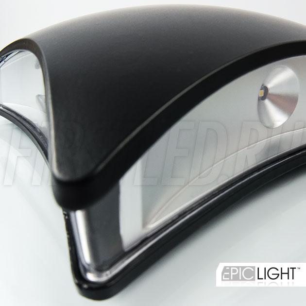 Настенный светодиодный светильник WALL 4RAY
