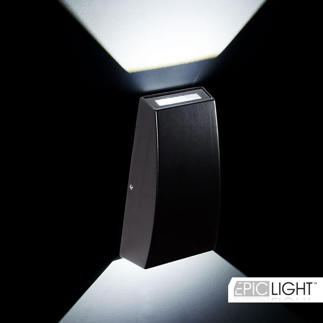 WALL DOUBLERAY — светодиодный светильник для фасадной подсветки стен