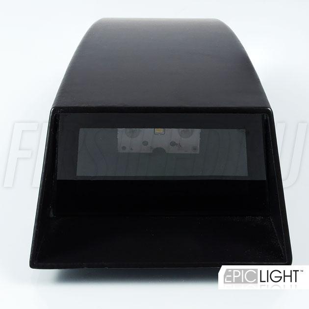 Светодиоды в светильнике WALL DOUBLERAY установлены с двух его сторон