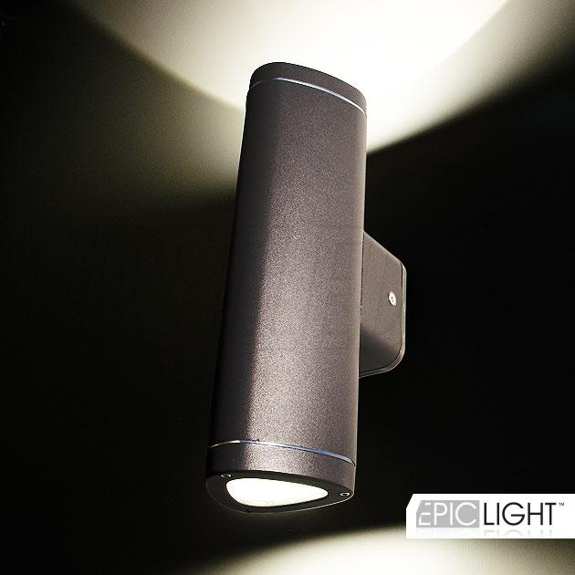 Светильник WALL DUO для интерьерного или уличного освещения (степень защиты IP54)