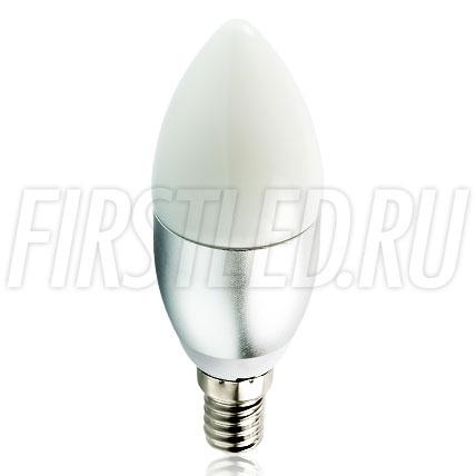 Светодиодная лампа CRIO CANDLE MAT 6W (E14)