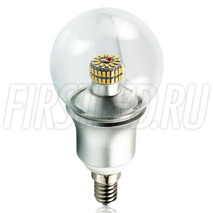 Светодиодная лампа CRIO SPHERE 6W (E14)