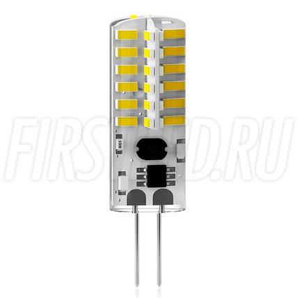 Диммируемая светодиодная лампа G4 2,5W (12V)