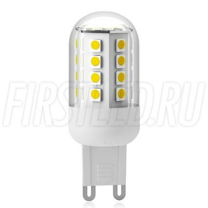 Светодиодная лампа G9 2,5W (220V)