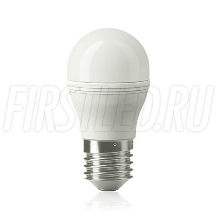 Светодиодная лампа Sphere G45 6W (E27)