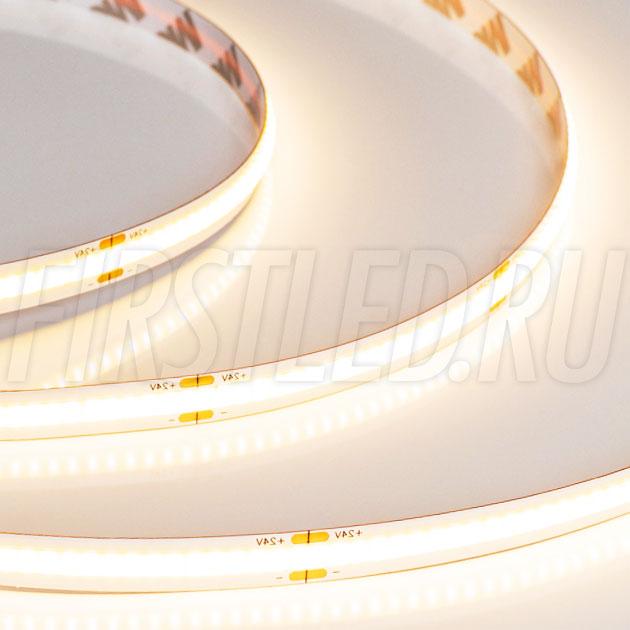 Светодиодная лента сплошной засветки без видимых светодиодов COB CSP 378 (11.5W)