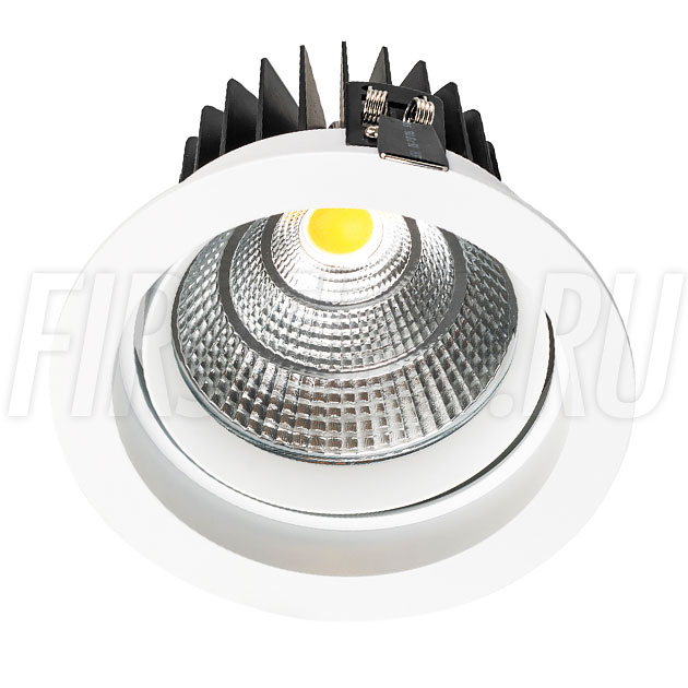 Встраиваемый светодиодный светильник LTD NARROW 25W