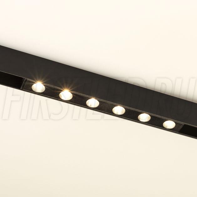Магнитный трековый светильник MAG DOTS 25 L200 6W