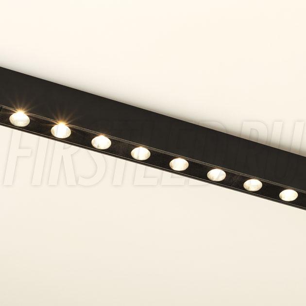 Магнитный трековый светильник MAG DOTS 25 L600 18W