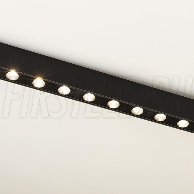 Магнитный трековый светильник MAG DOTS 25 L800 24W