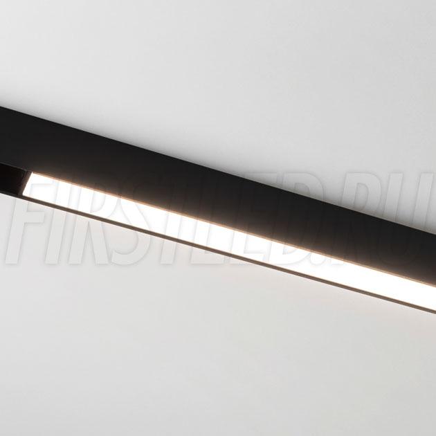 Магнитный трековый светильник MAG FLAT 25 L400 12W