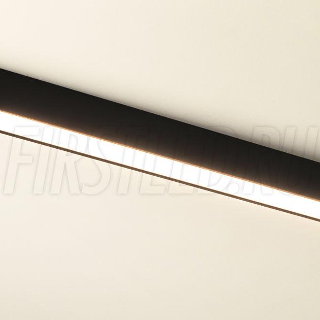 Магнитный трековый светильник MAG FLAT 25 L600 18W