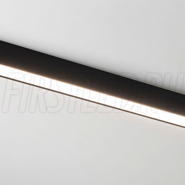 Магнитный трековый светильник MAG FLAT 25 L800 24W