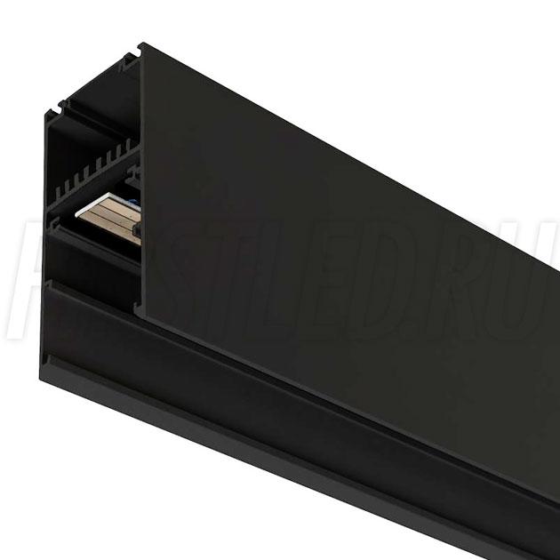 Накладной магнитный трек MAGNETIC TRACK NB (черный) (INFINITY TRACK)