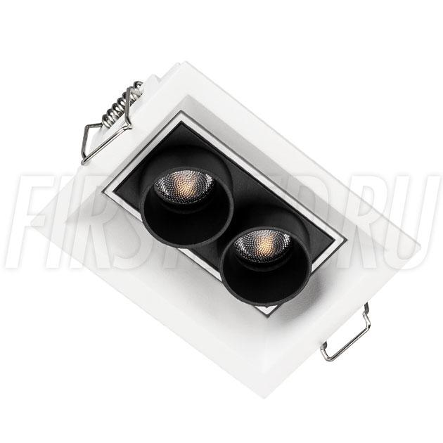 Встраиваемый светодиодный светильник ORIENT BUILT 5W (аналог ZIP LINE 100 R0630)