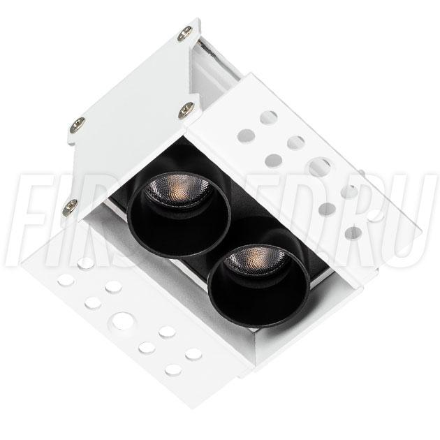 Встраиваемый светодиодный светильник без рамок ORIENT TRIMLESS 5W (аналог D LINE 0630)