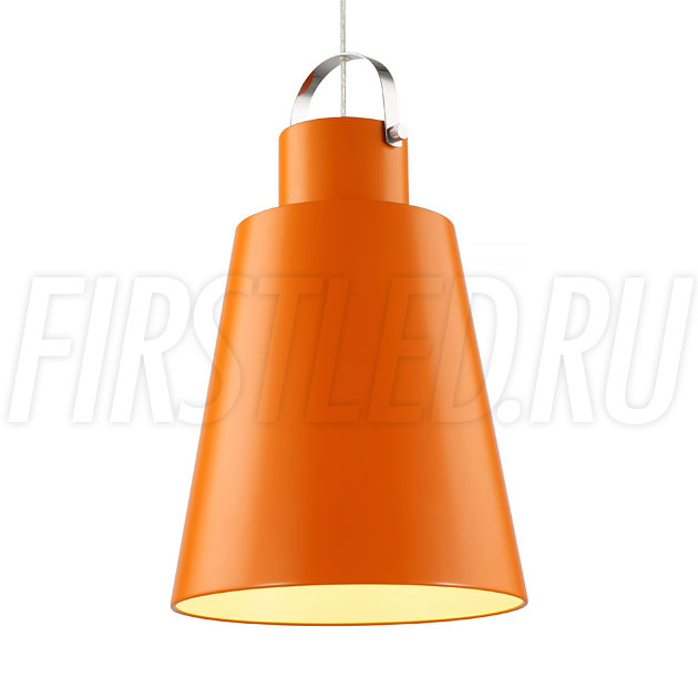 Подвесной светодиодный светильник PAIL (оранжевый)