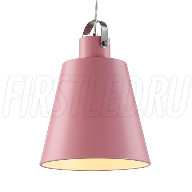Подвесной светодиодный светильник PAIL (розовый)