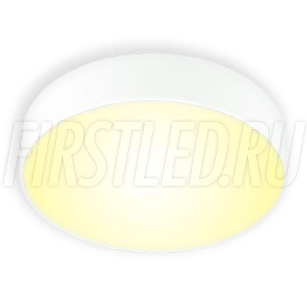 Накладной светодиодный светильник RONDOID 20W (белый корпус)