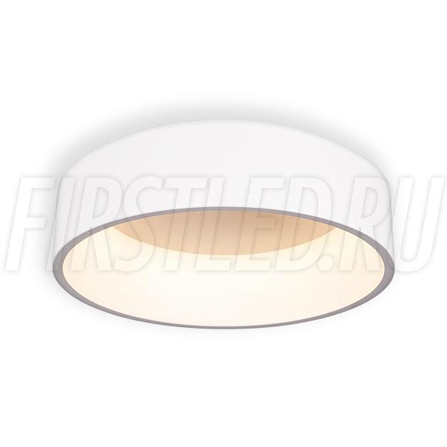 Потолочный накладной светодиодный светильник ROUND CON 33W