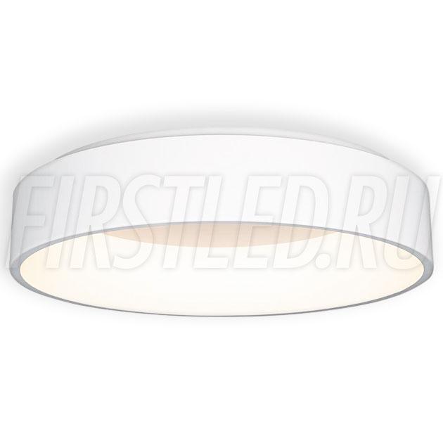 Потолочный накладной светодиодный светильник ROUND CON 42W