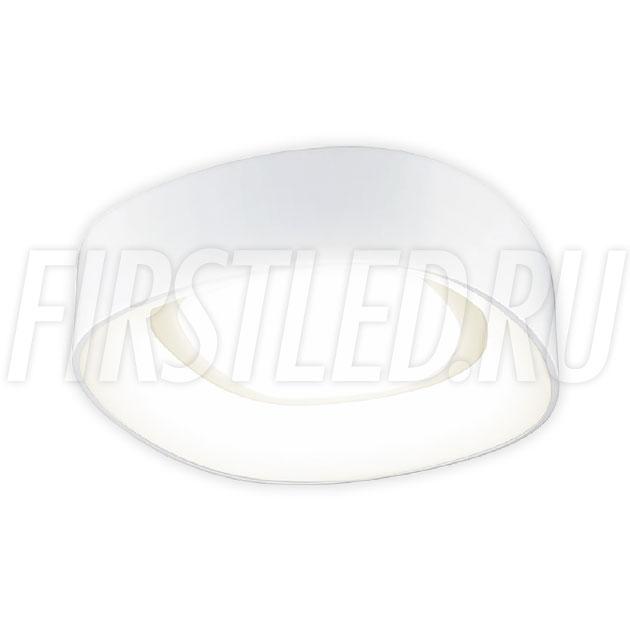 Потолочный накладной светодиодный светильник ROUND Q 35W