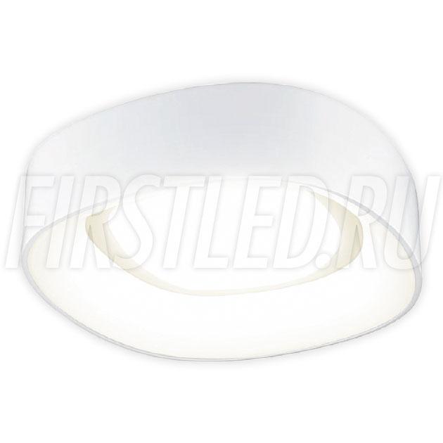 Потолочный накладной светодиодный светильник ROUND Q 53W