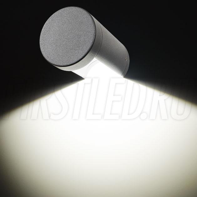 Настенный светодиодный светильник ROUNDER