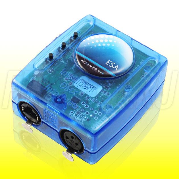 DMX контроллер Sunlite SLESA-IP1