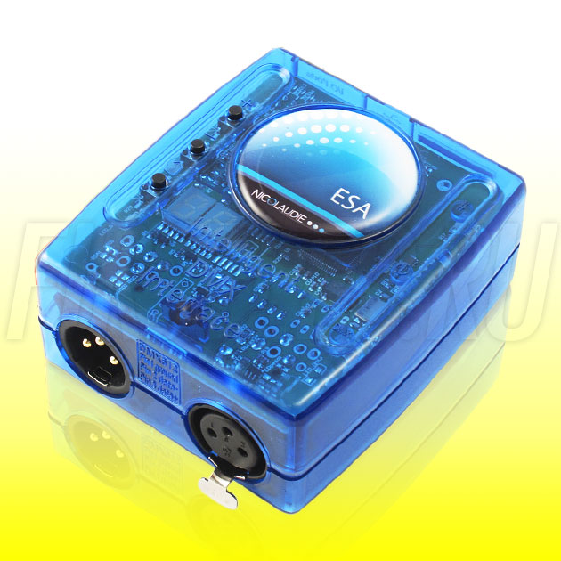 DMX контроллер Sunlite SLESA-U8