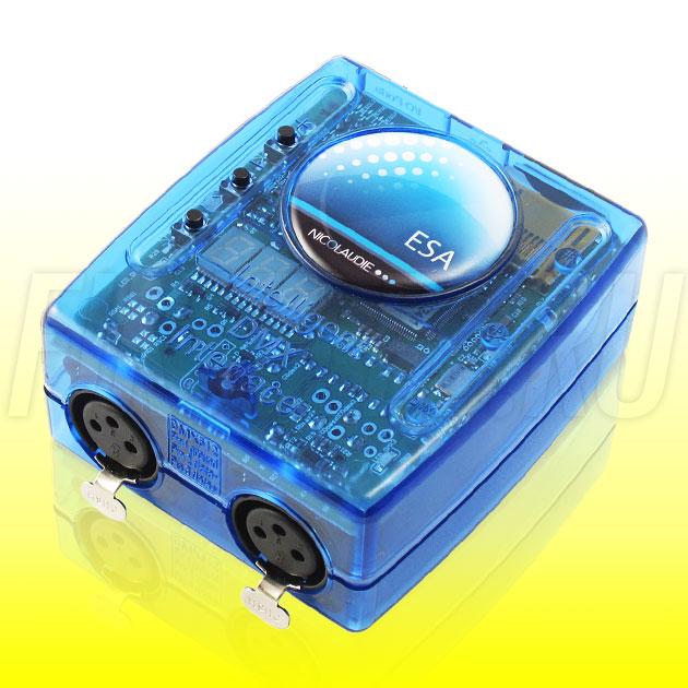 DMX контроллер Sunlite SLESA-UE7 (U7)