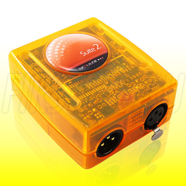 DMX контроллер Sunlite Suite 2 (SUITE2-BC)