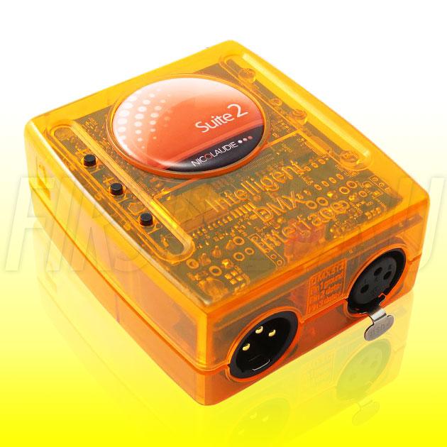 DMX контроллер Sunlite Suite 2 (SUITE2-EC)