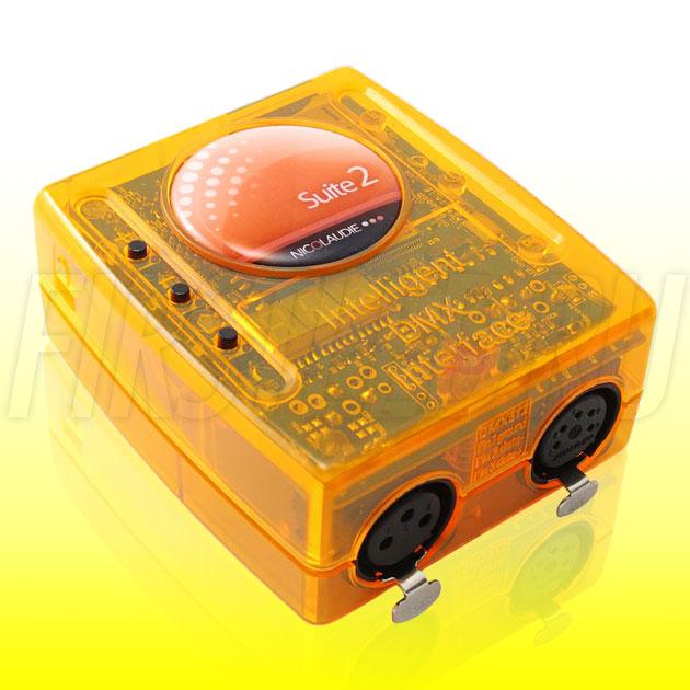 DMX контроллер Sunlite Suite 2 (SUITE2-FC+)