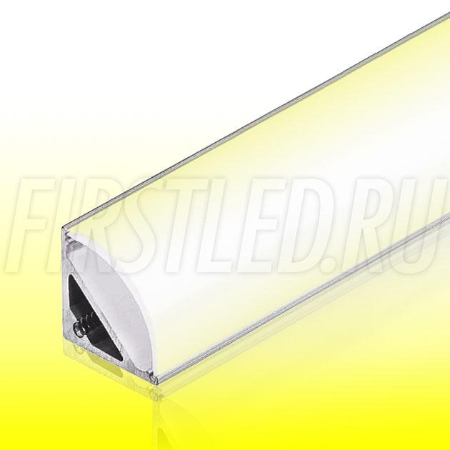 Угловой алюминиевый профиль TALUM C15.15