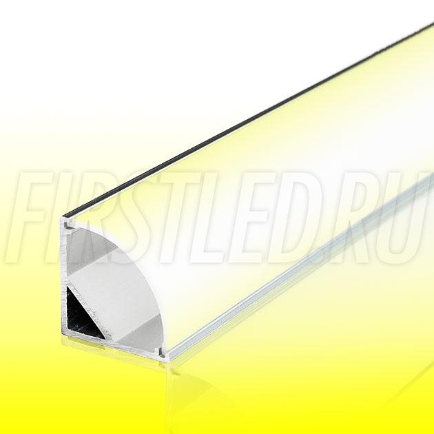 Угловой алюминиевый профиль TALUM C16.16C