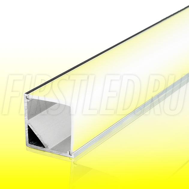 Угловой алюминиевый профиль TALUM C16.16K