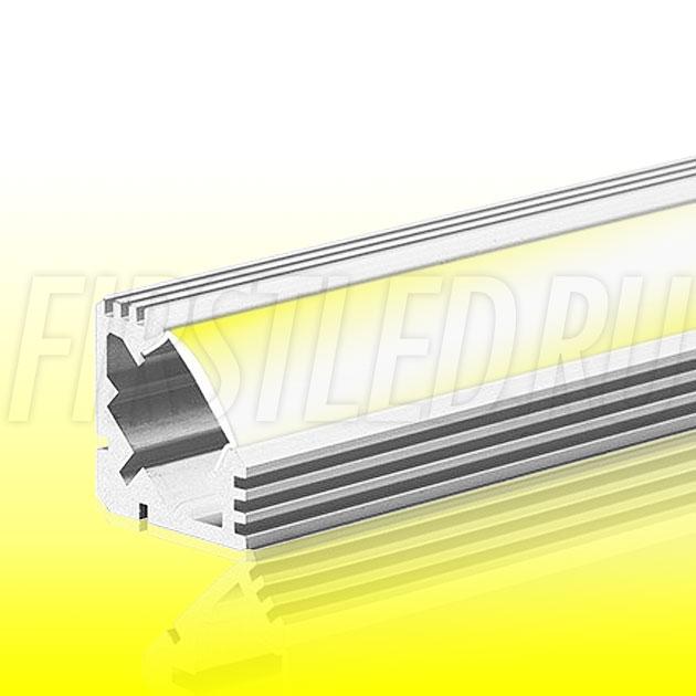 Угловой алюминиевый профиль TALUM C19.19