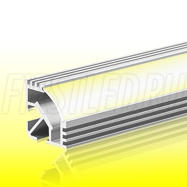 Угловой алюминиевый профиль TALUM C19.19A