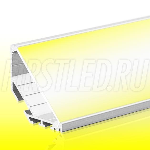 Угловой алюминиевый профиль TALUM C32.32