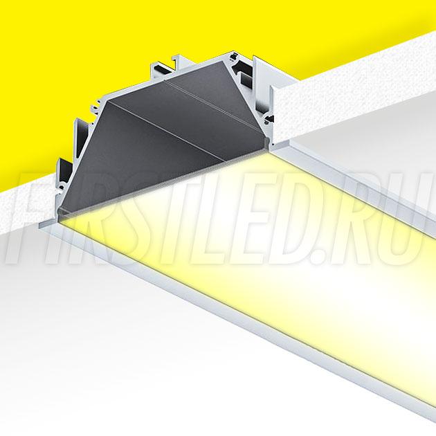 Встраиваемый алюминиевый профиль TALUM E92.40
