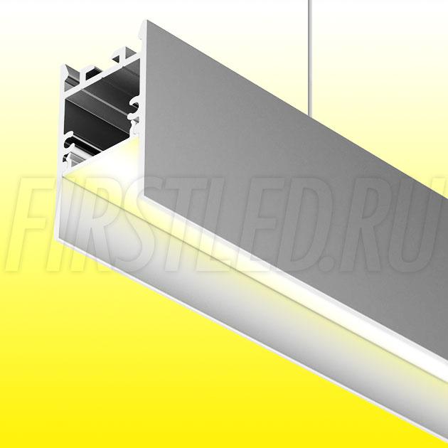 Подвесной алюминиевый профиль TALUM HIDE WP25.42