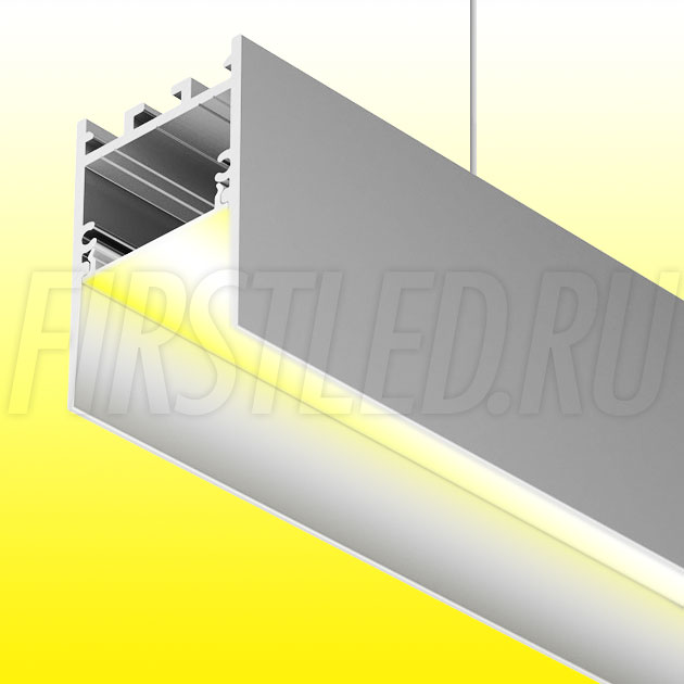 Подвесной алюминиевый профиль TALUM HIDE WP35.51