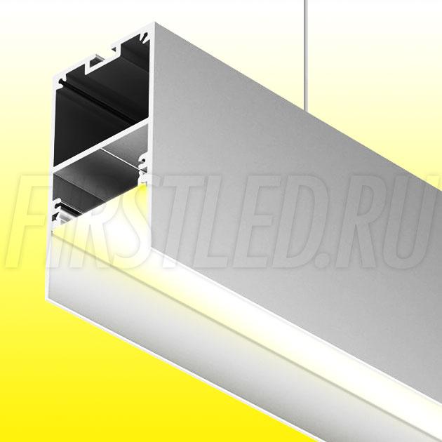 Подвесной алюминиевый профиль TALUM HIDE WP35.64
