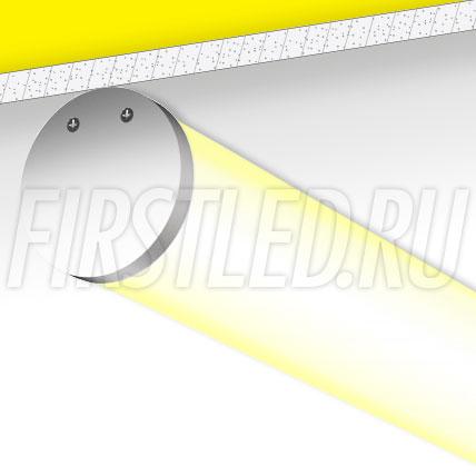 Накладной алюминиевый профиль TALUM PD.60