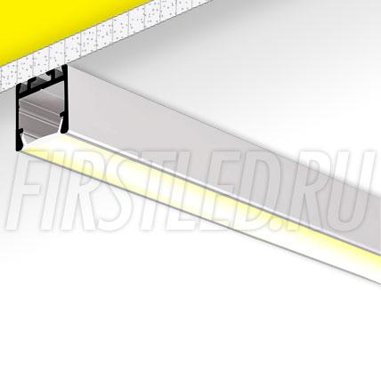 Накладной / подвесной алюминиевый профиль TALUM WP16.16