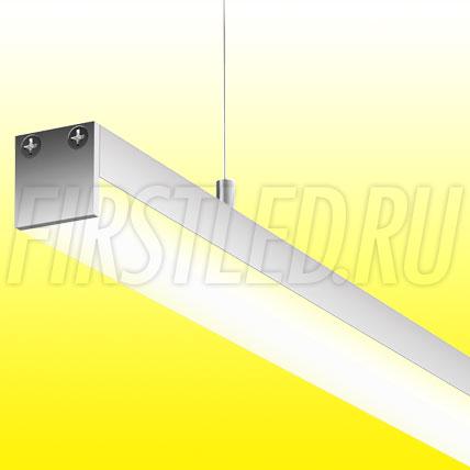 Подвесной алюминиевый профиль TALUM WP20.20K/C